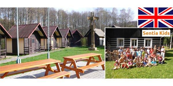 11denní letní jazykový tábor Sentia Kids