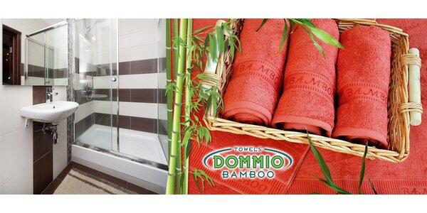 Super savé ručníky z bambusového vlákna