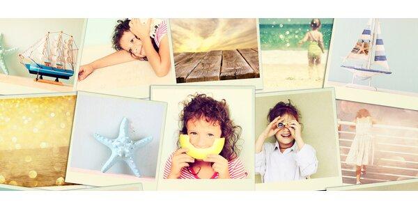 Profesionální vyvolání fotek – 50 nebo 100 kusů