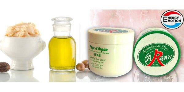 Marocká kosmetika s arganovým olejem