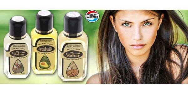 Tělové oleje - dokonalá péče o pokožku