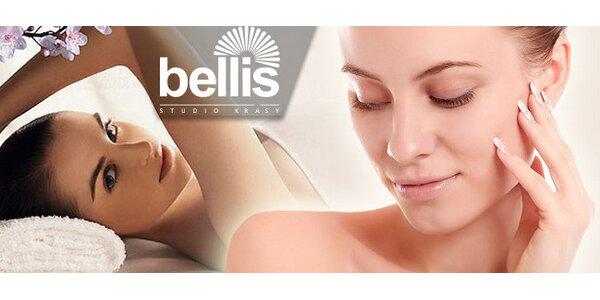 Kompletní 60minutové kosmetické ošetření + omlazující ošetření biostimulačním…