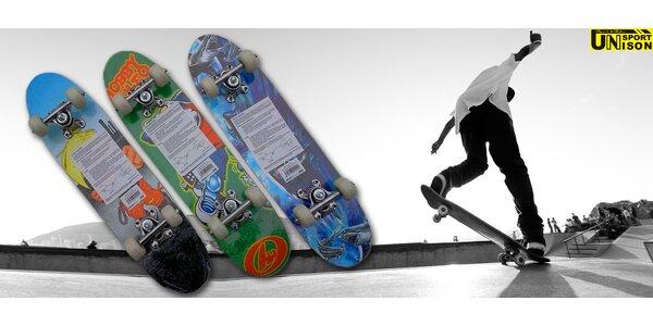 Skateboard úzký