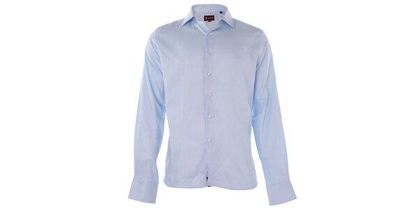 Pánská bledě modrá košile