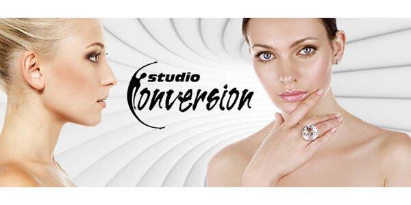 Kosmetické ošetření všech typů pleti
