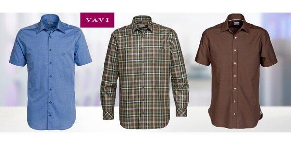 Stylové košile VAVI od českého výrobce