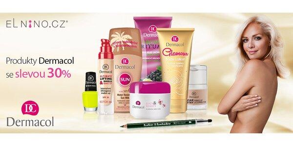 30% sleva na kosmetické výrobky Dermacol