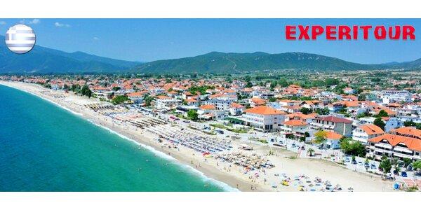 Dovolená v Řecku, studia u moře