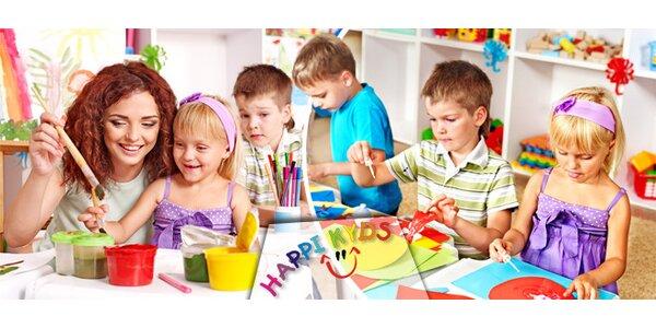 Odpolední péče o děti v rámci rozmanitých kroužků