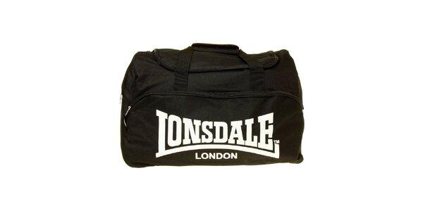 Pánská černá taška Lonsdale