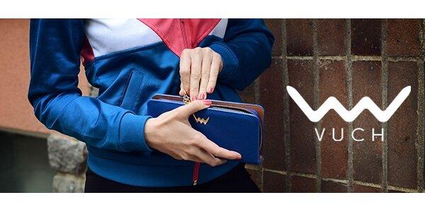 Luxusní i hravé peněženky značky Vuch