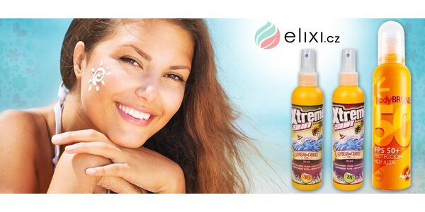 Opalovací kosmetika Diet Esthetic, SPF až 50+