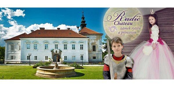 Rodinný program na zámku Radíč