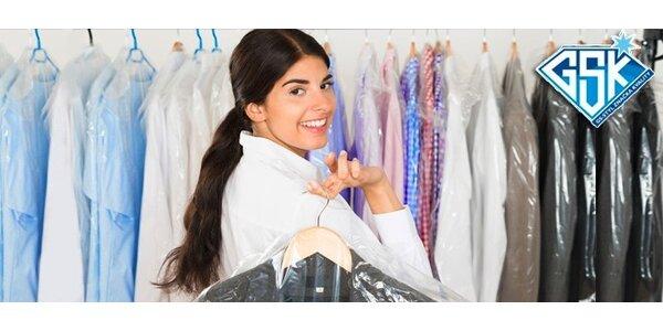 Čištění oděvů a textílií