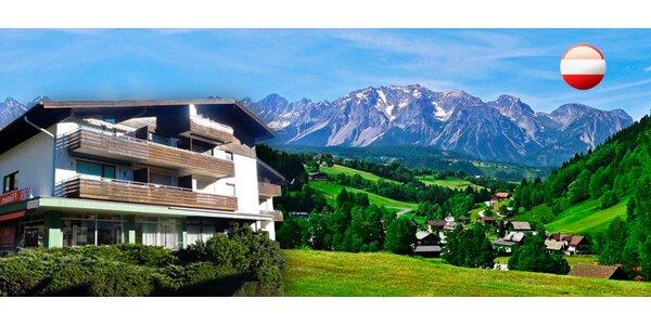 Léto v rakouských Alpách s rodinou