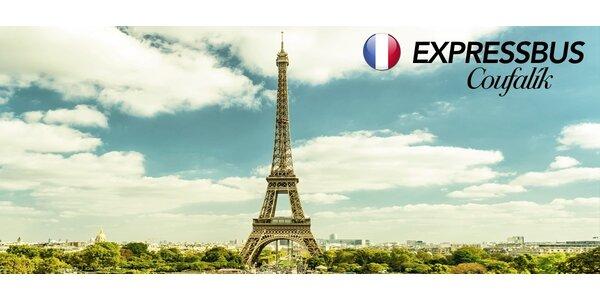 6denní zájezd do Paříže a okolních zámků