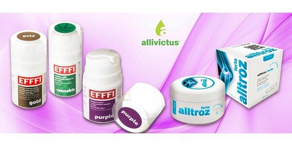 Emulze na tělo či obličej nebo výživa pro vaše klouby