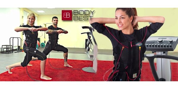 Buďte fit s EMS tréninkem