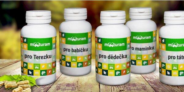 Revoluce mezi vitamíny! Sami si namíchejte