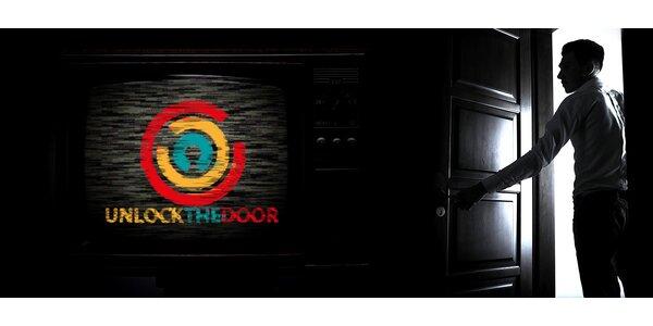 Unlockthedoor - úniková hra Plzeň