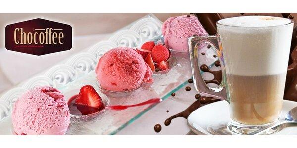 Letní zmrzlinové osvěžení pro dva