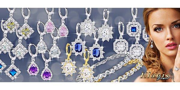 Okouzlující šperky Crystal Queen - nová kolekce