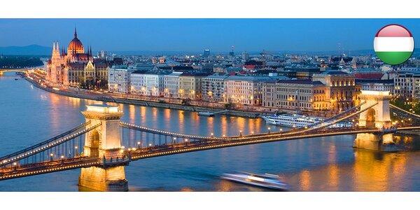 Pikantní pobyty Budapešti včetně snídaní