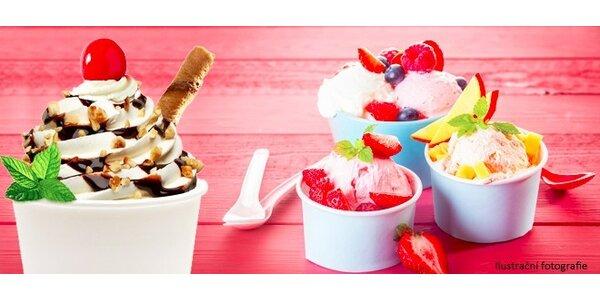 Yogorino - Ochutnejte frozen yogurt