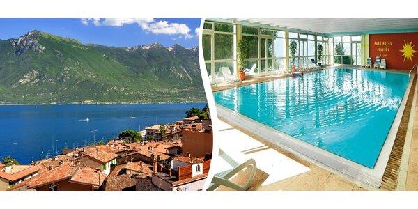 Wellness dovolená pro dva u jezera Lago di Garda