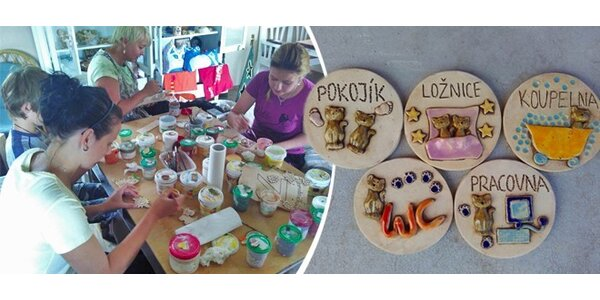 Kurz keramiky u Kocoura