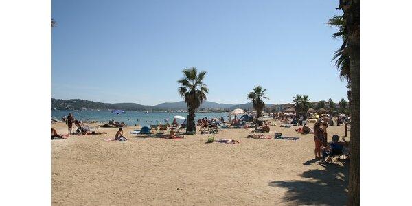 Víkend na Francouzské riviéře-záliv St.Tropez