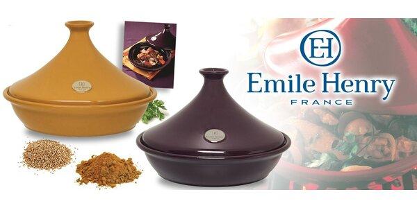 Tajine Flame® Emile Henry ve dvou barvách