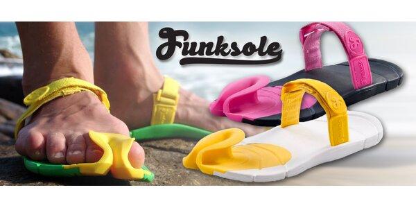 Surfařské žabky Funksole – Hit tohoto léta