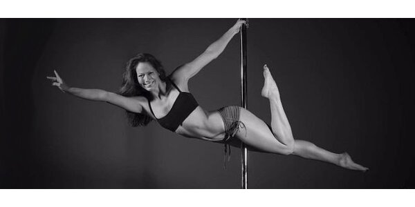 Zábavné lekce Pole Dance a AY Fly Training