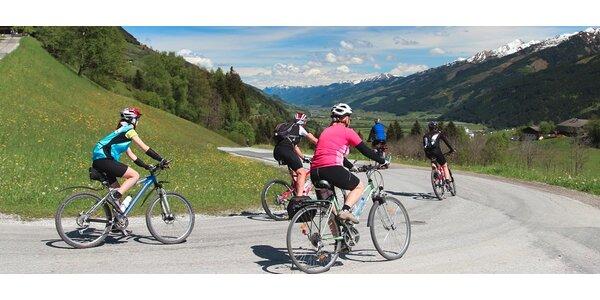 Cyklozájezd a turistika v Rakousku