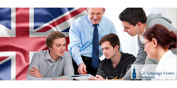 Letní jazykové kurzy angličtiny