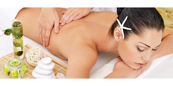 Lymfatické manuální masáže
