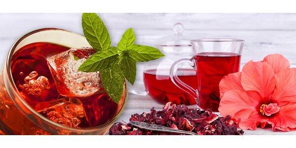 Domácí ledové čaje