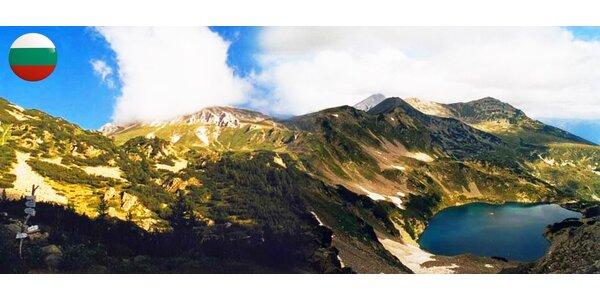 Objevte krásu bulharských hor - Rila a Pirin
