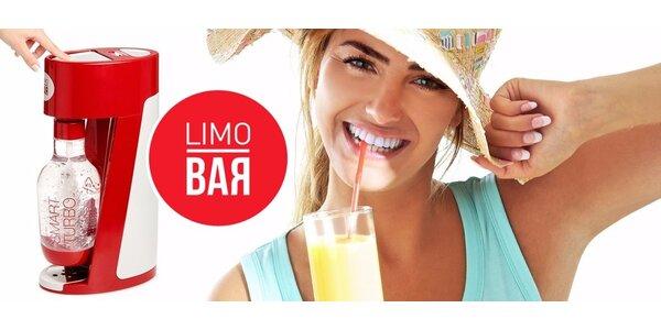LIMO BAR – přístroj na výrobu domácí sodovky