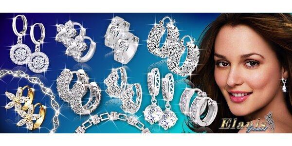 Šperky La Diamantina s oslnivým třpytem