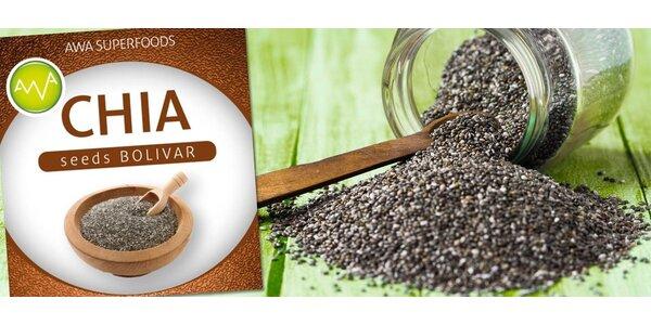 Chia semínka AWA – správná potrava pro mozek