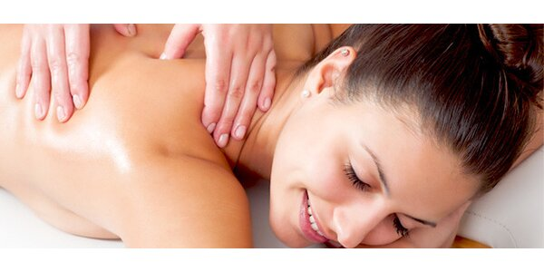 Výběr z 60minutových masáží