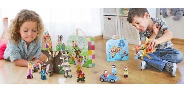 Úžasné ekologické hračky Krooom