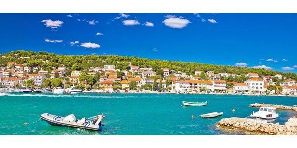 10denní zájezd do Chorvatska pro 2 až 4 osoby