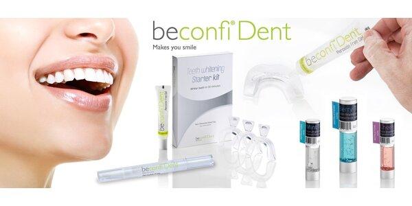 Exkluzivní letní balíček na bělení zubů