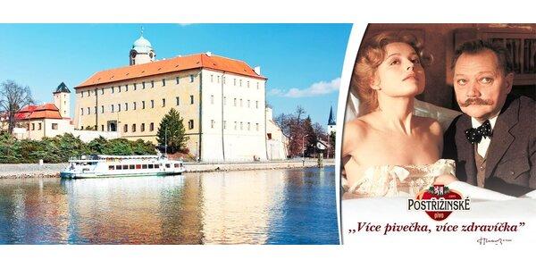 Luxusní rozmazlovaní a luxus v lázeňských Poděbradech