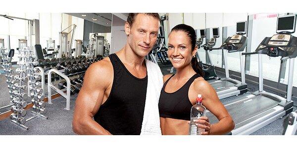 Vstup nebo permanentka do luxusního fitness