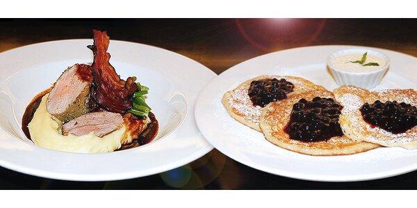 Degustační menu pro 2 v Pivovarské restauraci