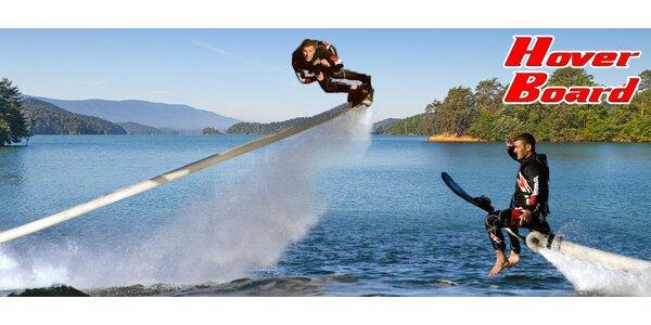 Zážitkový let na Hoverboardu pro 1 osobu, 25 min.